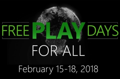 Xbox is hosting a Free Play Days For All event this weekend 8