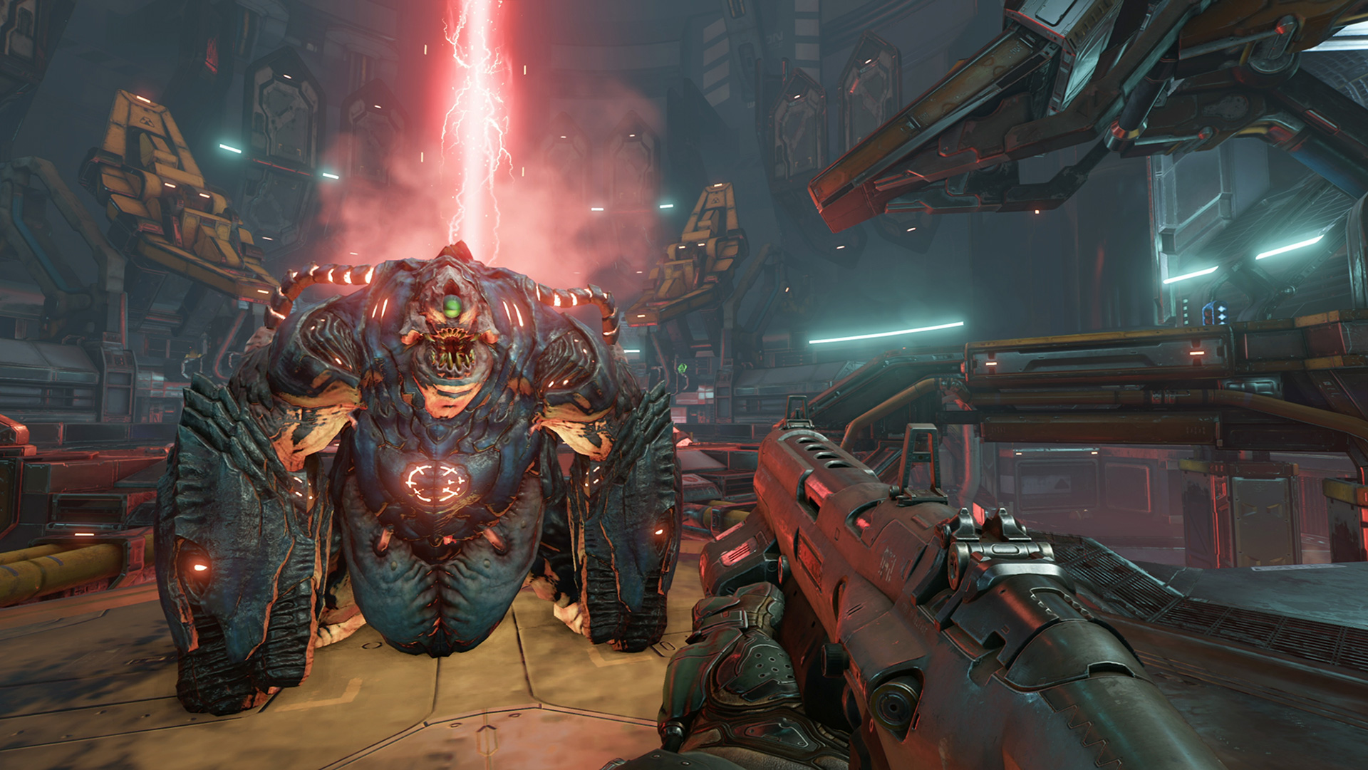 DOOM Set to Receive 4K Overhaul for Consoles