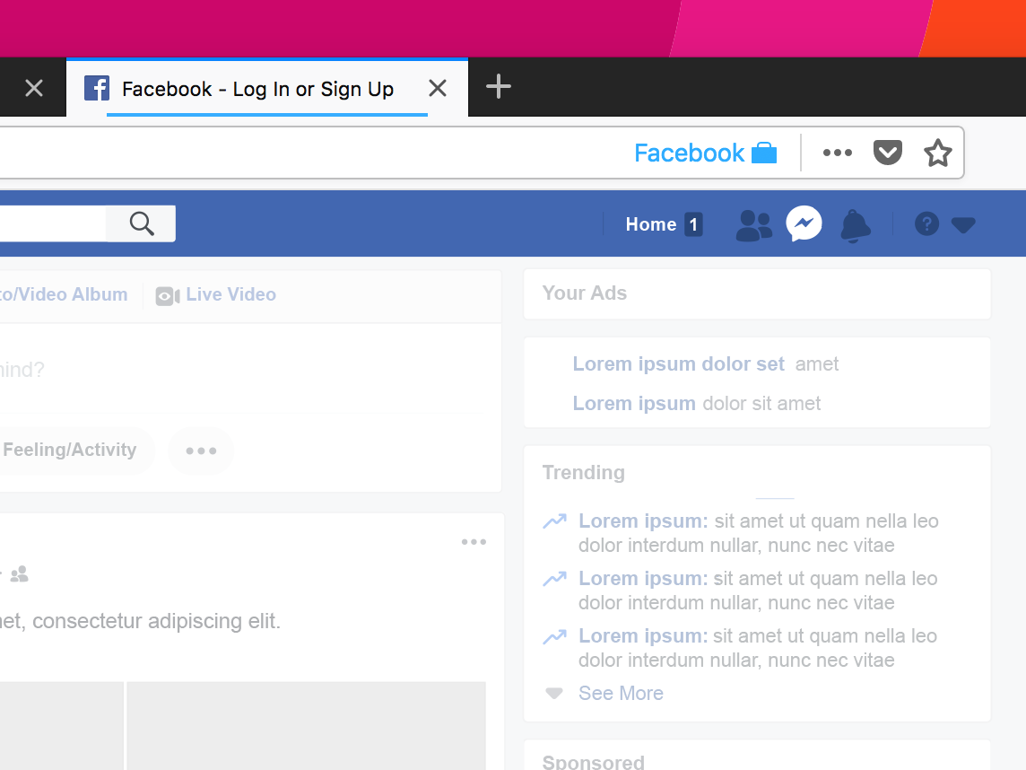 Firefox releases Facebook Container Extension that makes it