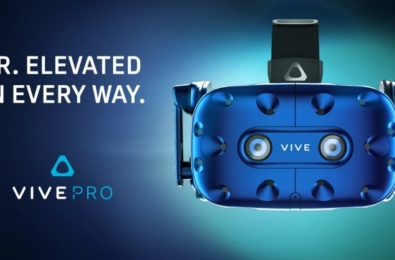 HTC's flagship Head Mounted Display Vive Pro now available for pre-order 16