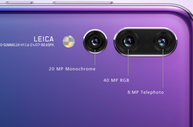 Huawei's P30 might still come with a notched design 18