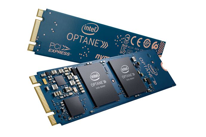 Intel announces 58GB and 118GB Optane 800P SSD