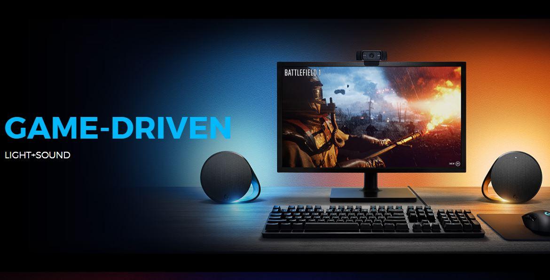Logitech G560 LIGHTSYNC PC Gaming Speaker Review - MSPoweruser