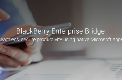 Microsoft partners with BlackBerry to offer Office mobile apps from within BlackBerry Dynamics 3
