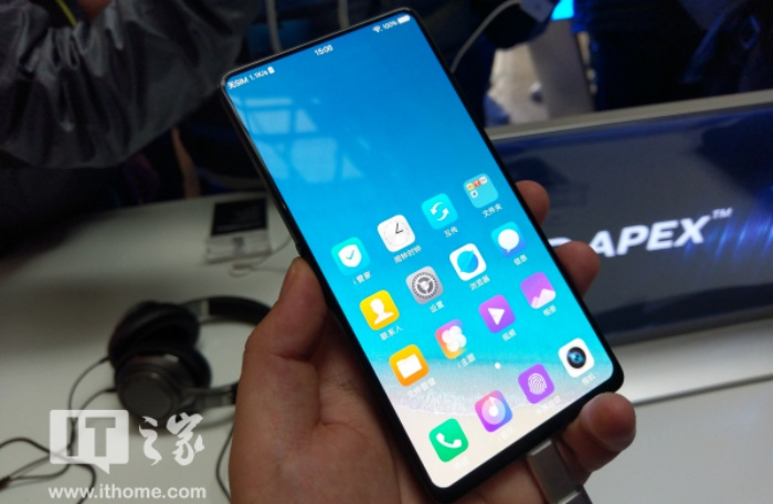 Vivo Apex confirmed for public release, production to begin mid