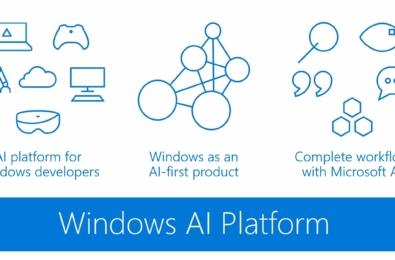 Microsoft announces Windows AI Platform 1