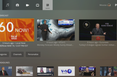 Plex update on Xbox One improves user interface and fixes various bugs 13