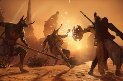 Assassin's Creed Origins on PC gets free DLC that lets players tweak various parameters in the game and 'mod' it 9