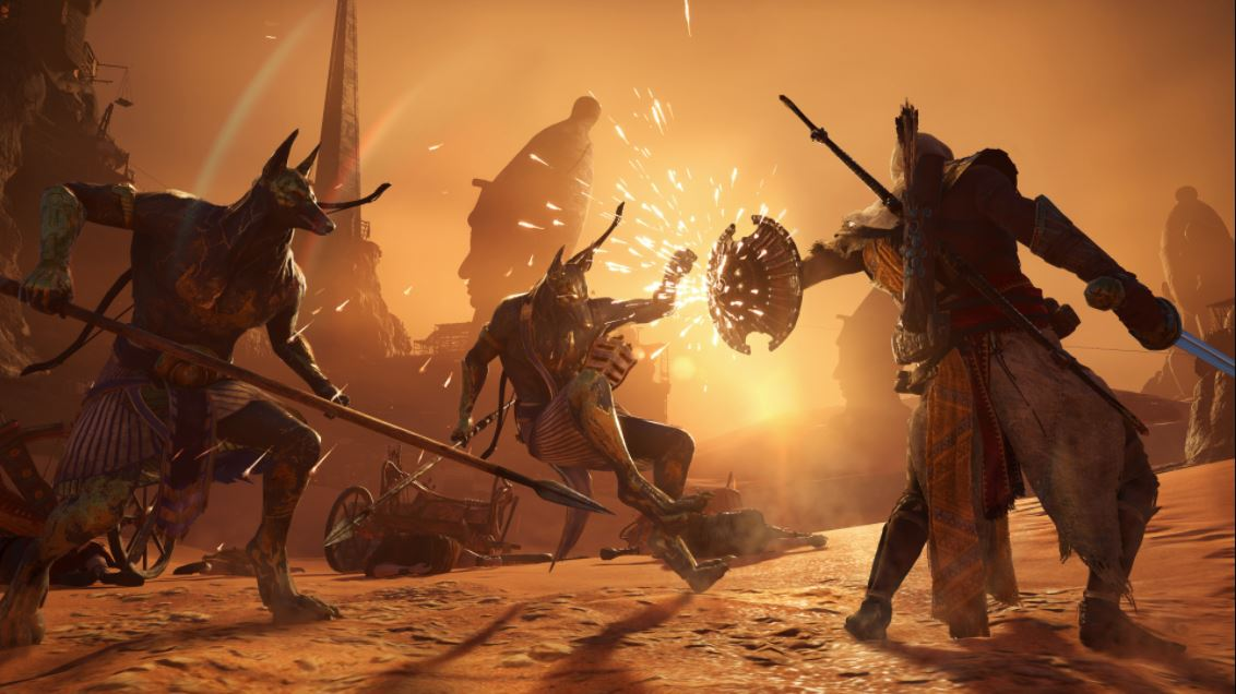 Assassin's Creed Origins on PC gets free DLC that lets players tweak