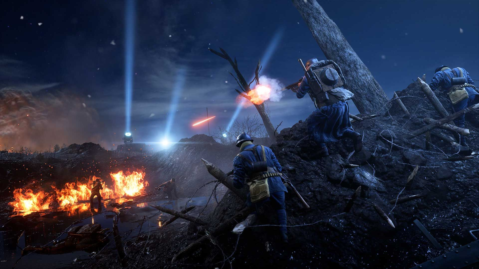 This year's Battlefield is rumored to be set during World War 2