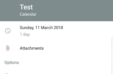 Outlook for iOS and Android finally supports Calendar attachments 17