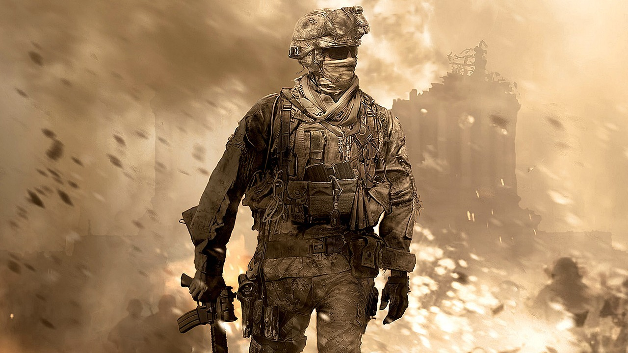 Call of Duty: Modern Warfare 2 Remastered Leaked On Amazon Italy