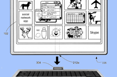 New Microsoft patent shows another way to turn a flexible tablet into a mini-laptop 4