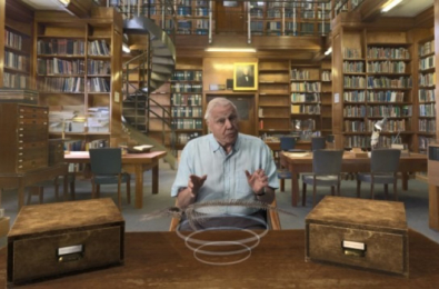 Watch: Sir David Attenborough's trailer for Hold the World, coming to Windows Mixed Reality 14