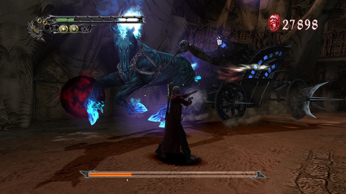 devil may cry 4 special edition pc full screen