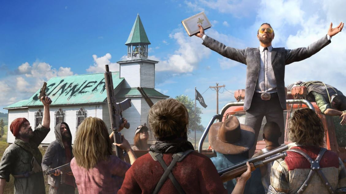 Far Cry 5 becomes second biggest launch ever for a Ubisoft game, following The Division 1