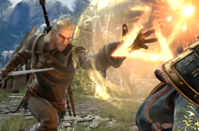 The Witcher's Geralt is coming to Soulcalibur VI 18