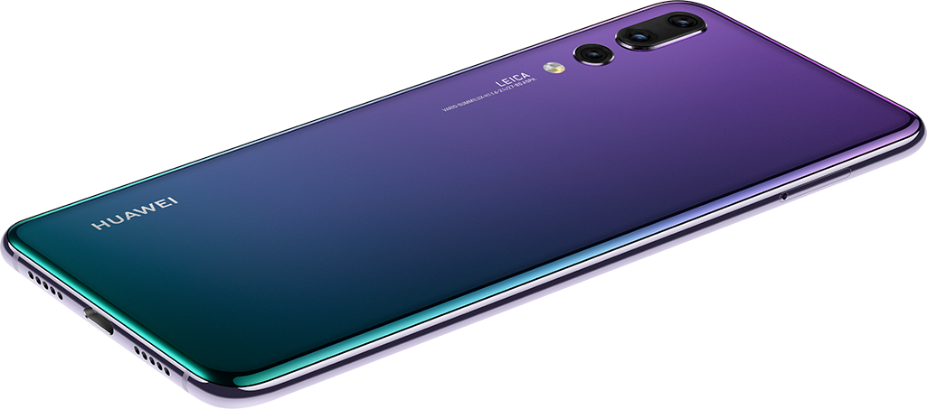 Huawei unveils the P20 Pro with the world's first Leica