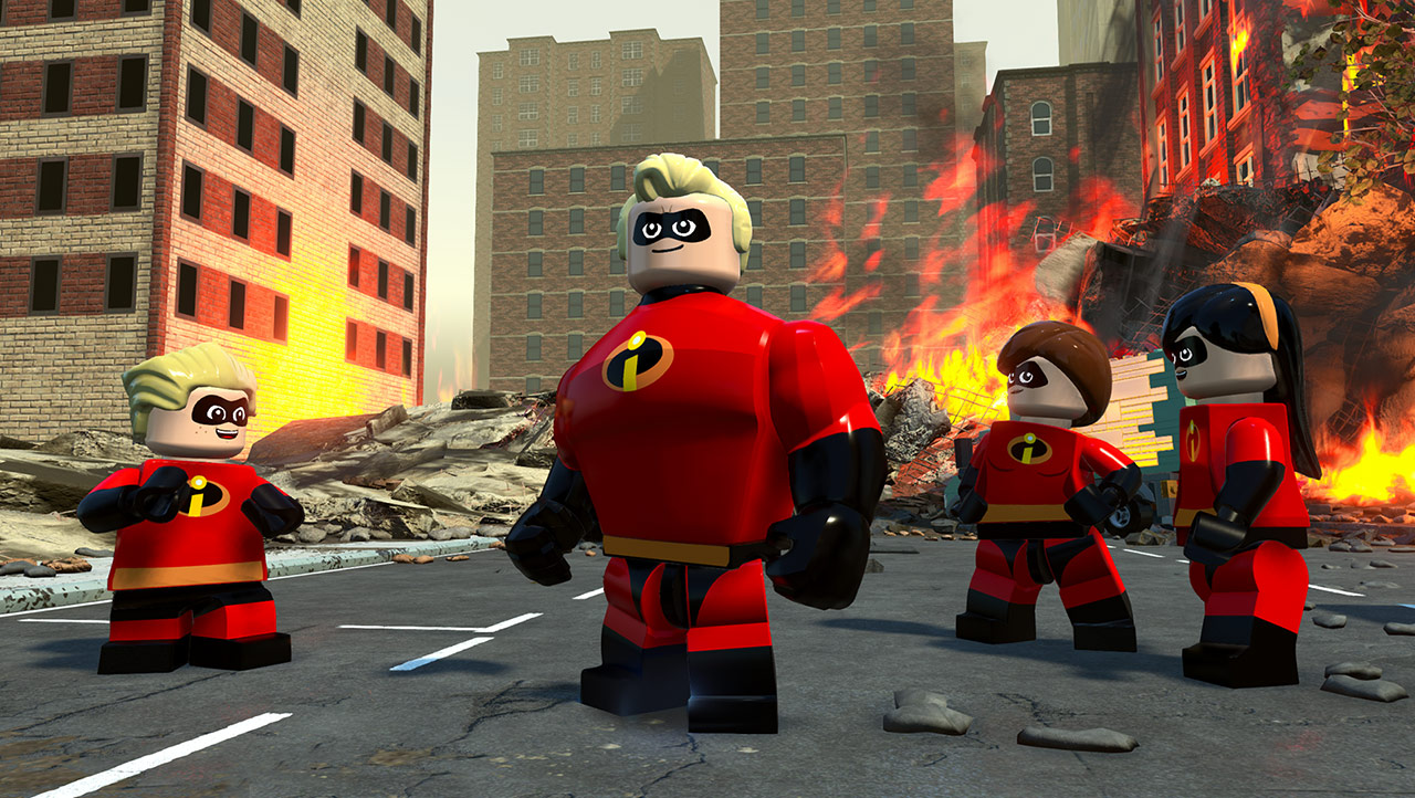 LEGO The Incredibles game officially announced, coming to Xbox One in June 1