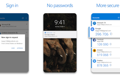 Microsoft Authenticator app for Android updated to support more external providers 2