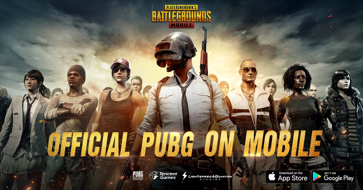 PUBG Now Available on Android and iOS