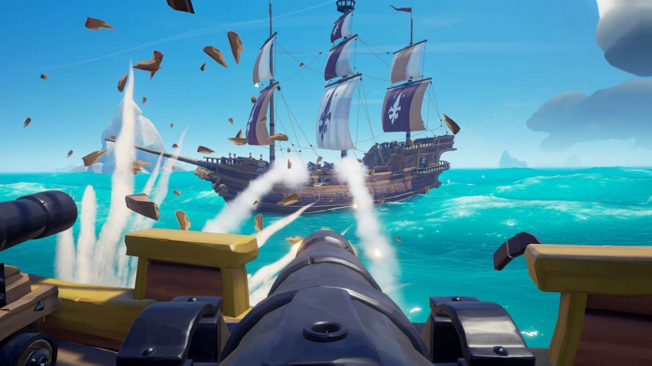 Sea of Thieves' latest patch adjusts ship respawn distance