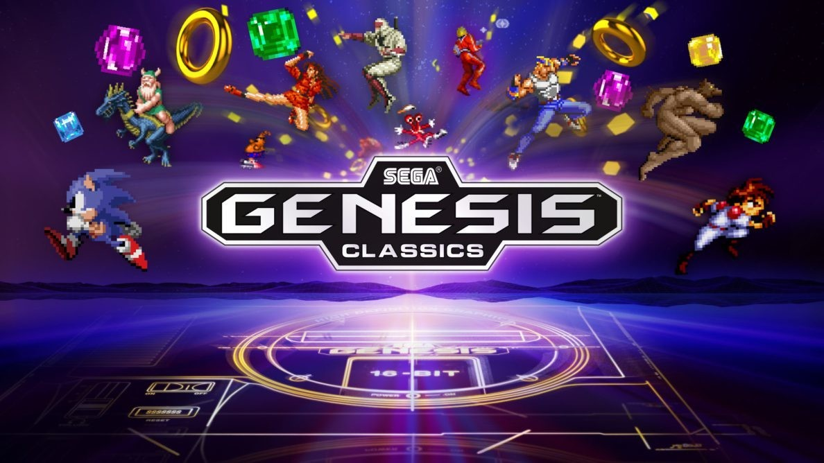top 5 games coming to xbox one next week include sega genesis