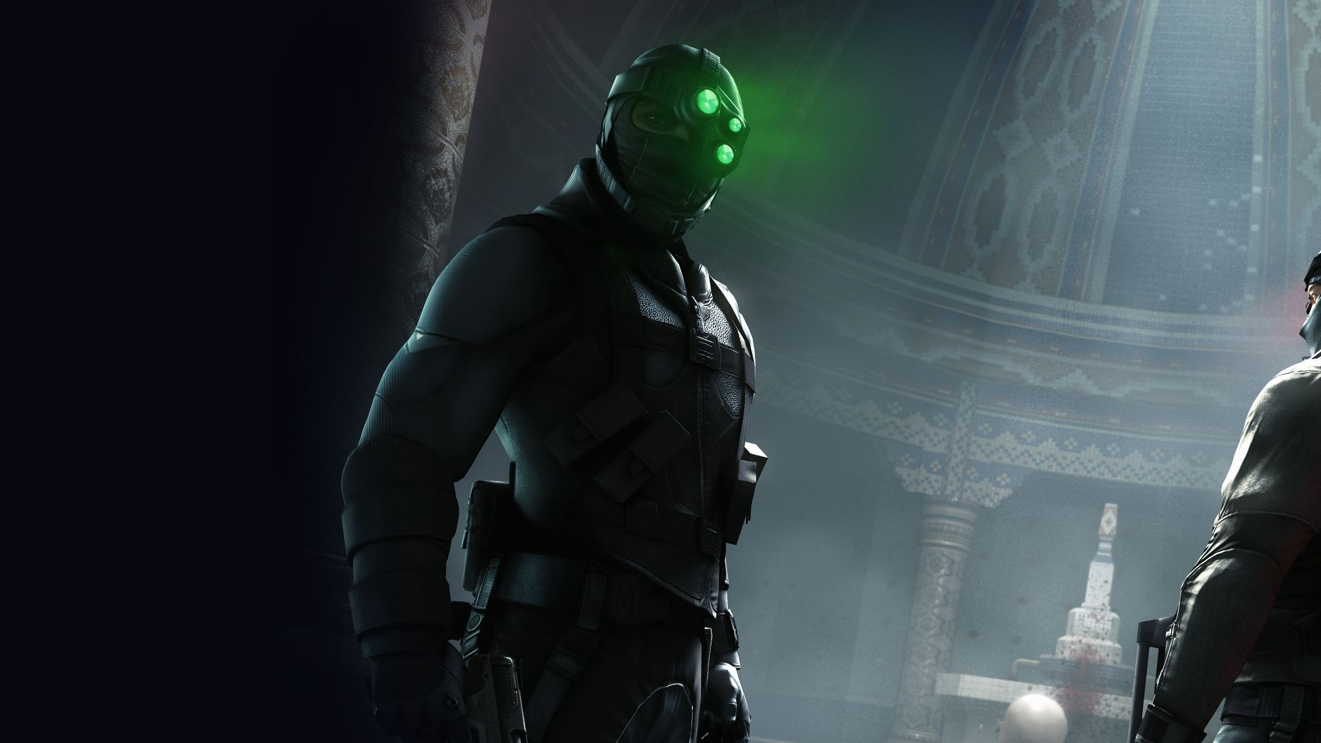 New Splinter Cell game has been listed on Amazon Canada
