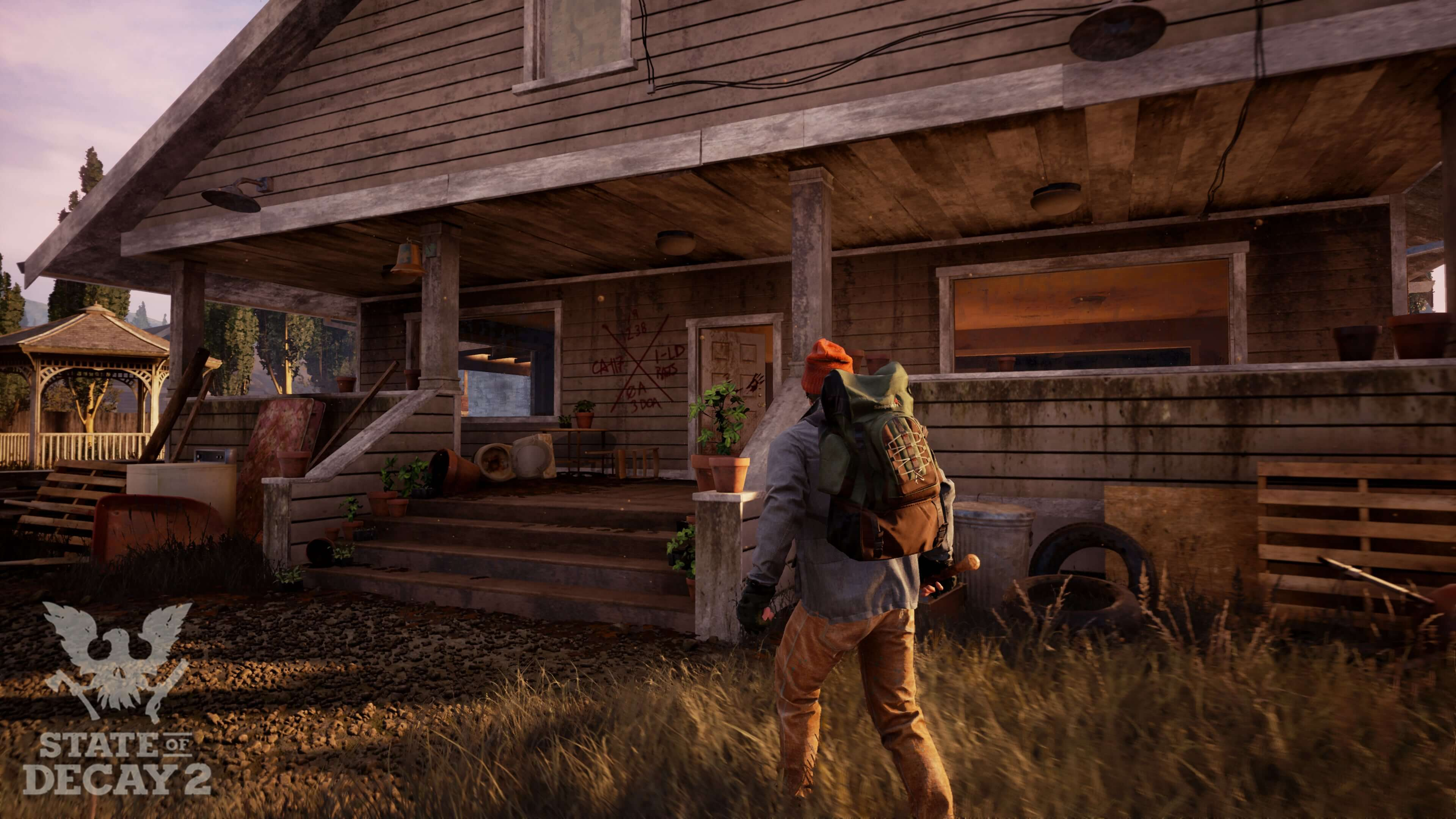 State of Decay 2 gets 25 minutes of new co-op gameplay