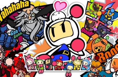 Super Bomberman R is coming to Xbox One with platform exclusive character Master Chief 9