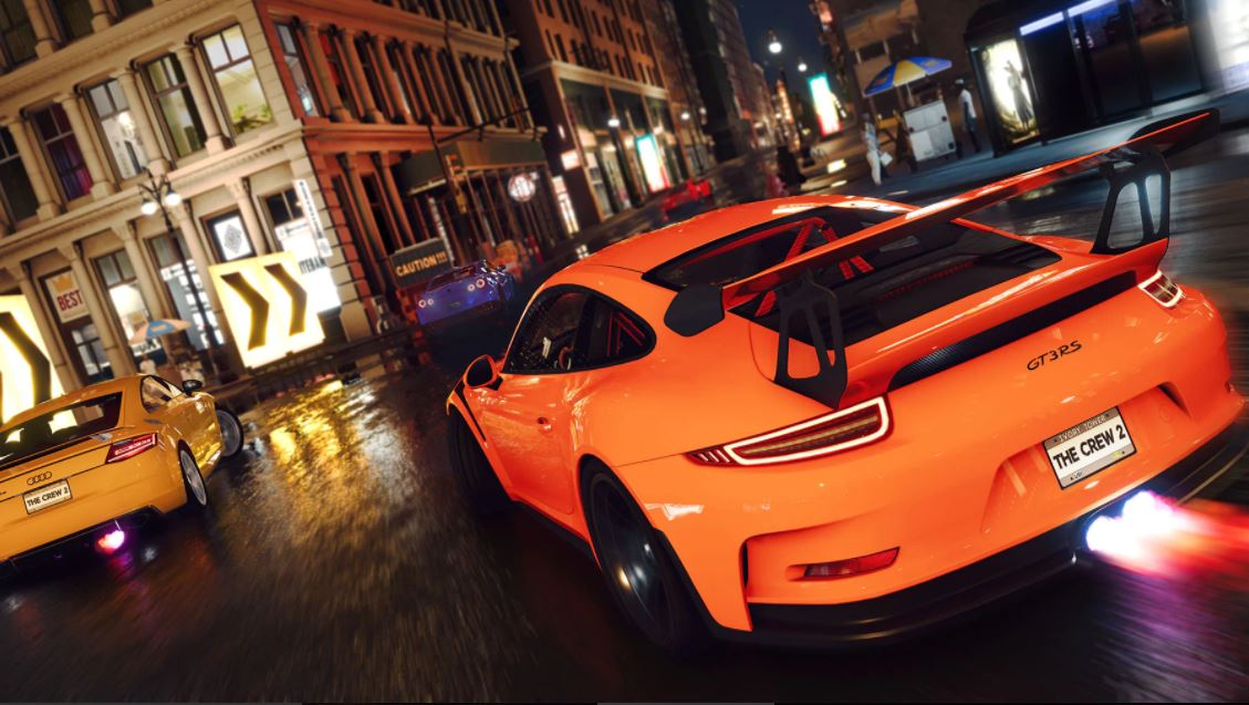 The Crew 2 launches this June on Xbox One