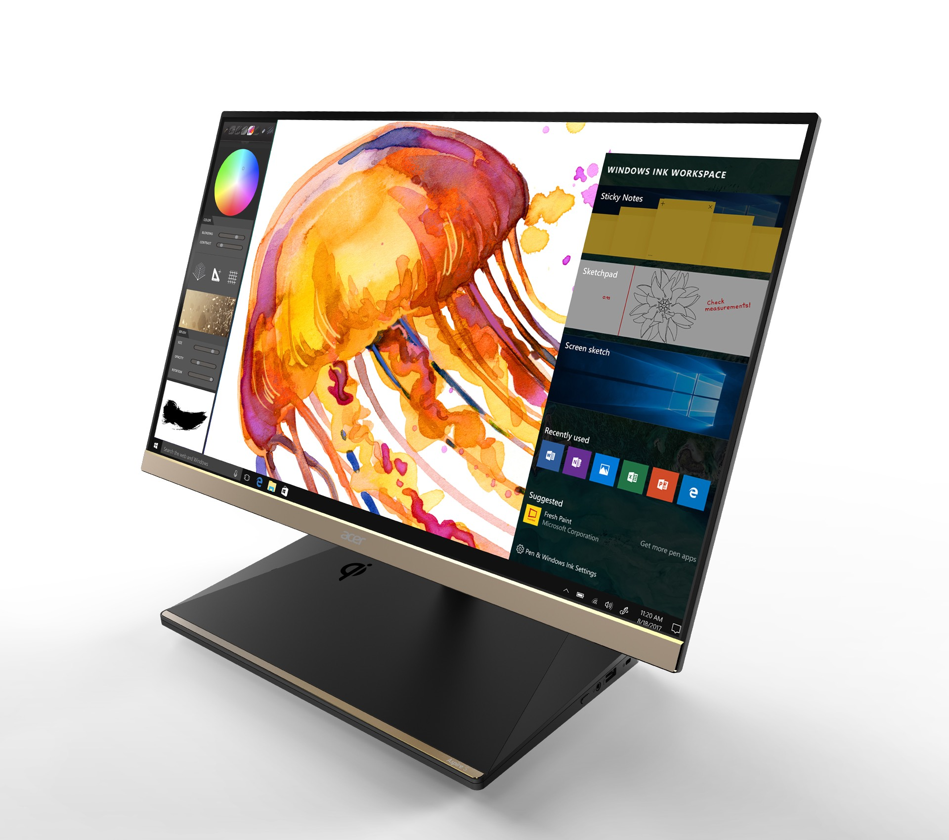 Acer's slimmest ever All-in-One now available in the US 2