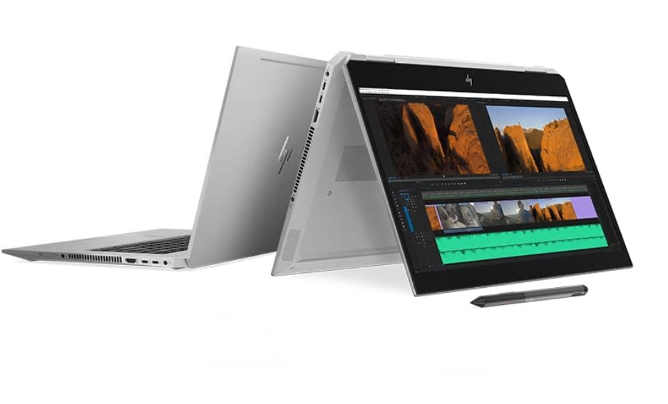 Hp Announces The Zbook Studio X360 G5 The World S Most