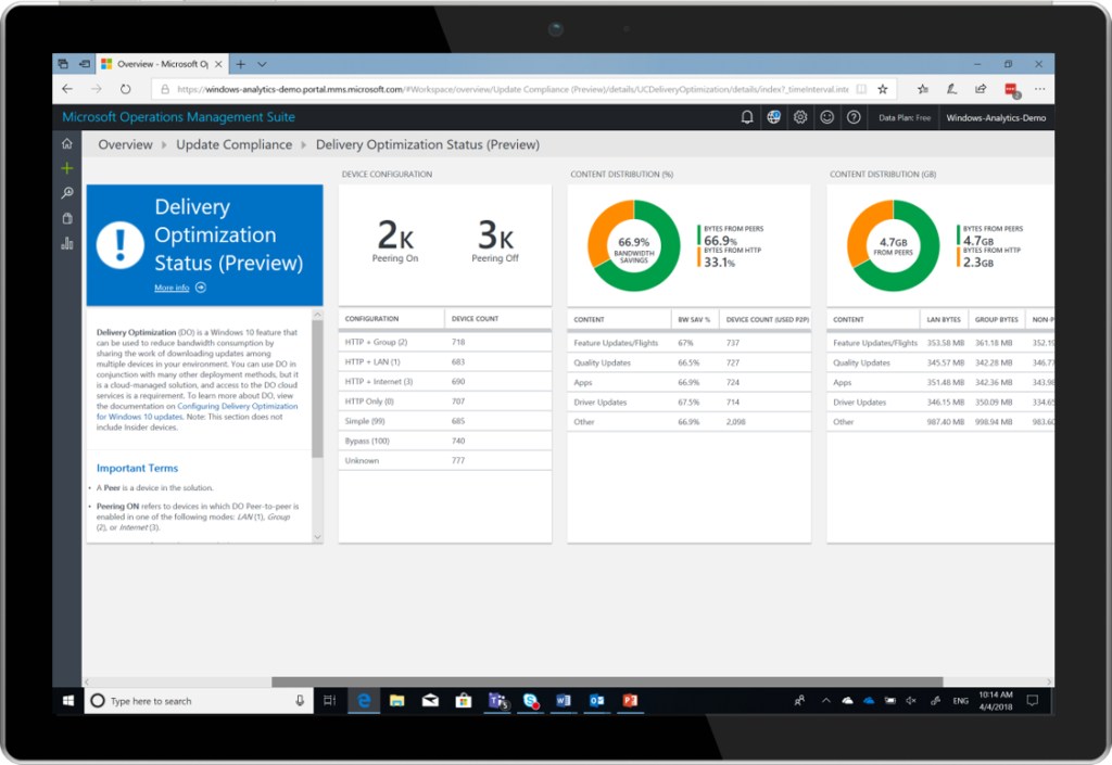 Microsoft announces new management capabilities and updates for