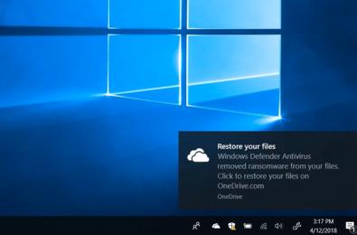 Microsoft stats show Windows Defender's efficiency 20