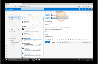 Microsoft now rolling out email encryption feature to Outlook.com users 4