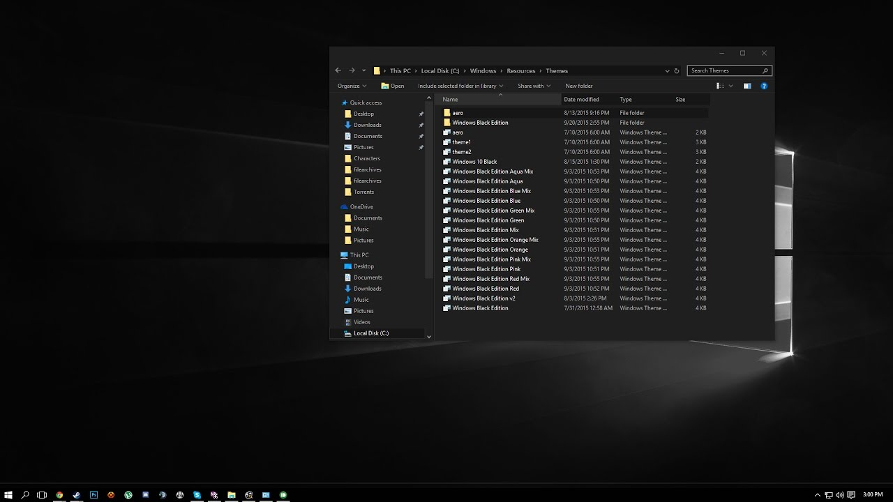 Microsoft is finally working on a dark theme for File Explorer
