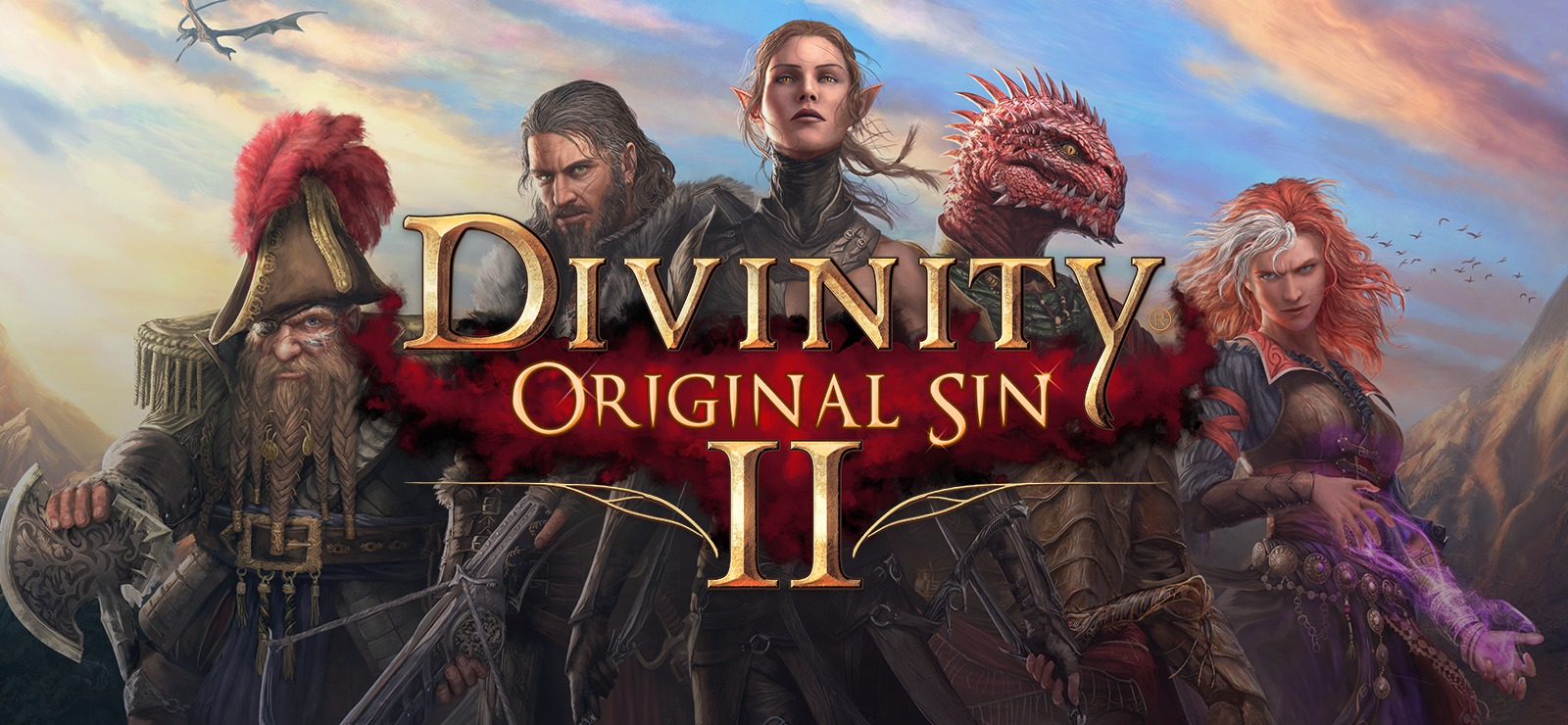 Divinity: Original Sin II is coming to Xbox One in August 1