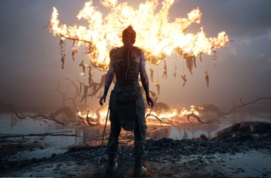 Hellblade 2 Unreal Engine 5