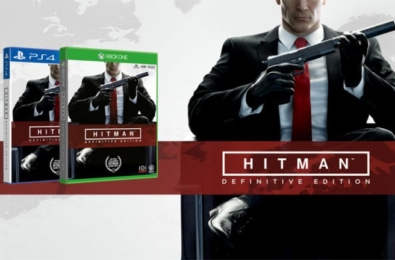 Warner Bros. will publish Hitman: Definitive Edition on Xbox One in May 5