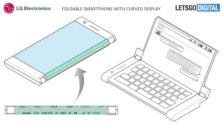 LG filed a patent for a smartphone with two displays, two headphone jacks and two batteries 1