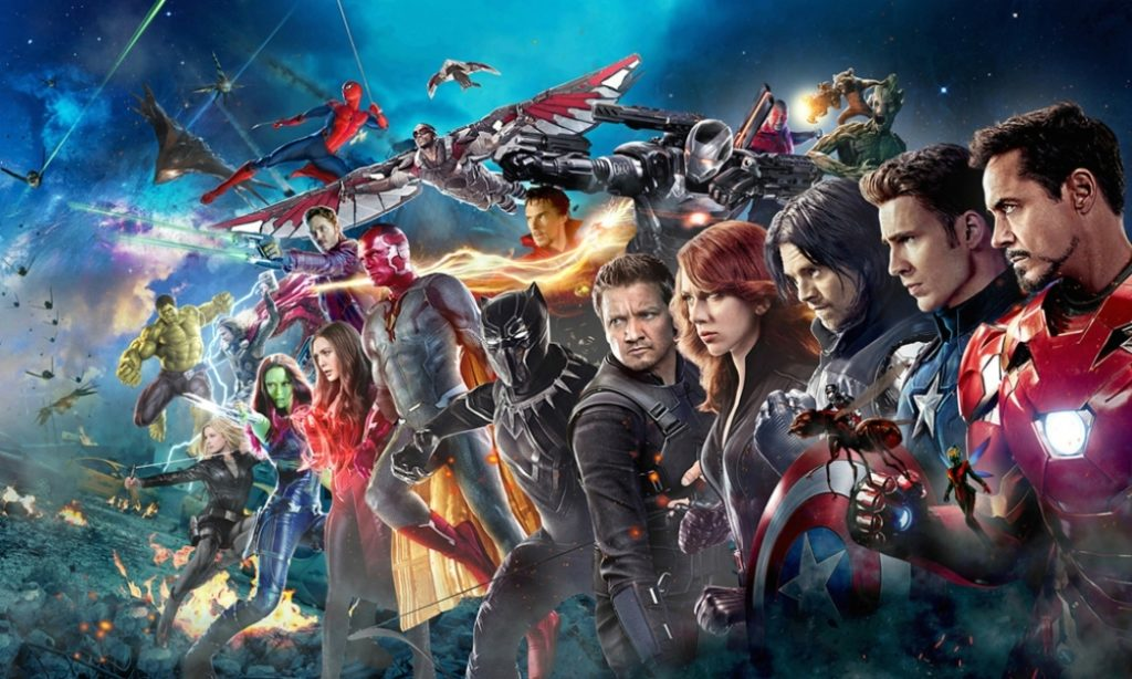 Most Marvel Cinematic Universe movies discounted in the Microsoft Store 1