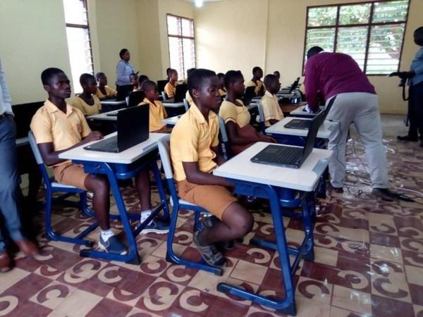 Follow-up: Microsoft donates technology to Ghanaian school with dedicated CS teacher 5