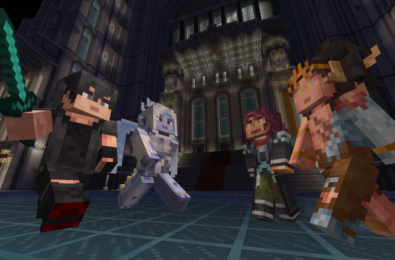 Minecraft gets a Final Fantasy XV skin pack featuring 43 skins of your favorite characters 8