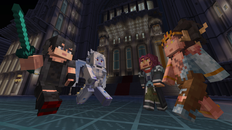 Minecraft gets a Final Fantasy XV skin pack featuring 43 skins of your favorite characters 1