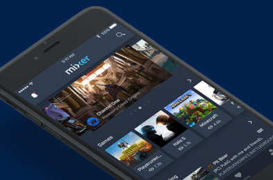 Mixer's mobile app is getting an update featuring picture-in-picture browsing and more today 22