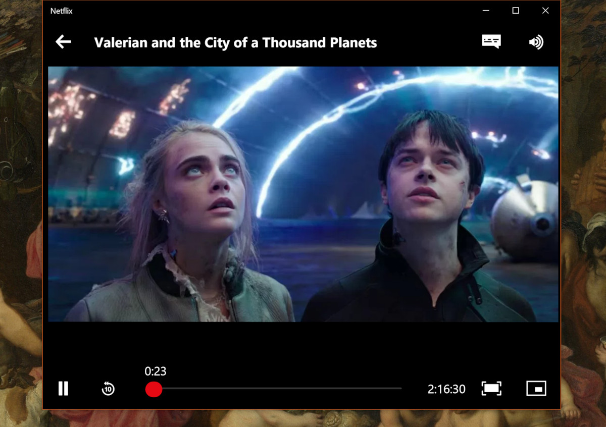 Netflix's web player is testing Picture in Picture mode - MSPoweruser
