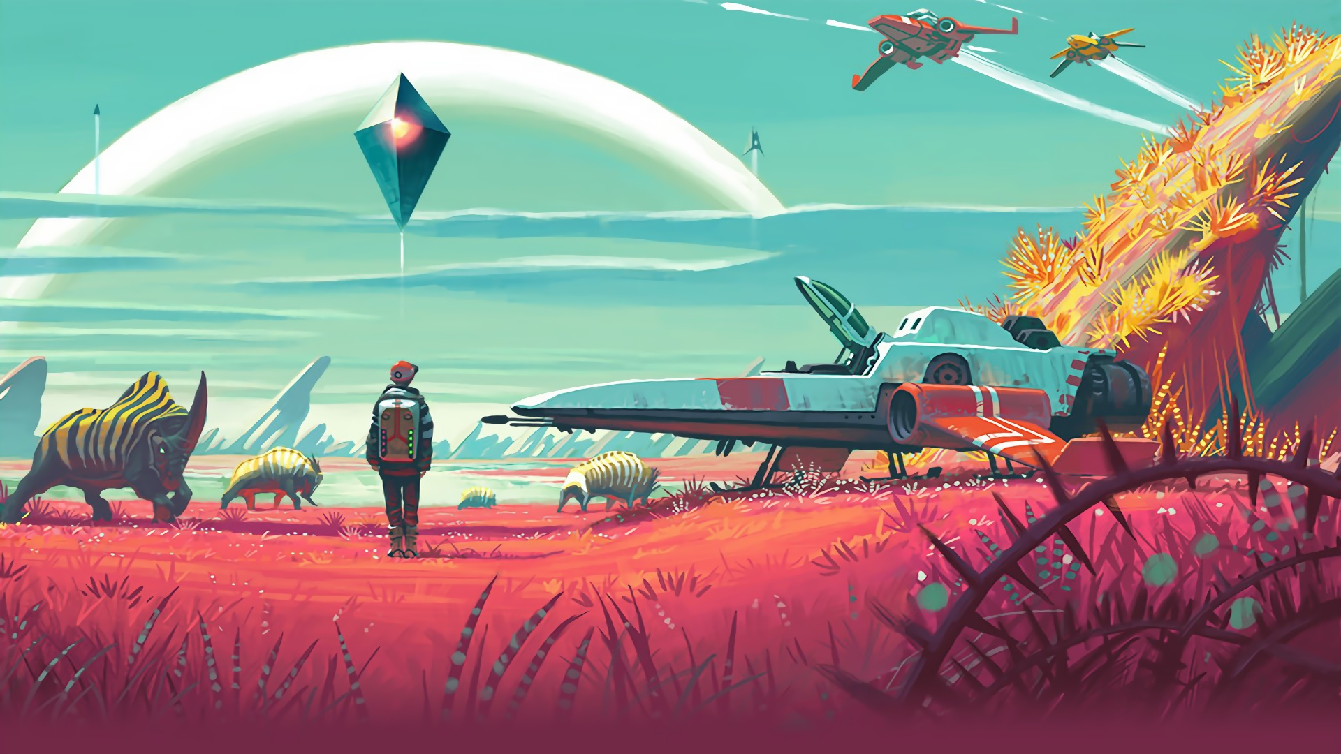 No Man's Sky Xbox One release date leaked as June