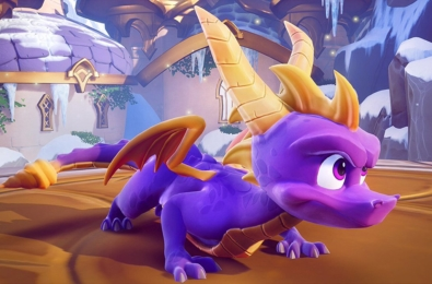 Spyro Reignited Trilogy still doesn't feature all three games on the disc 32