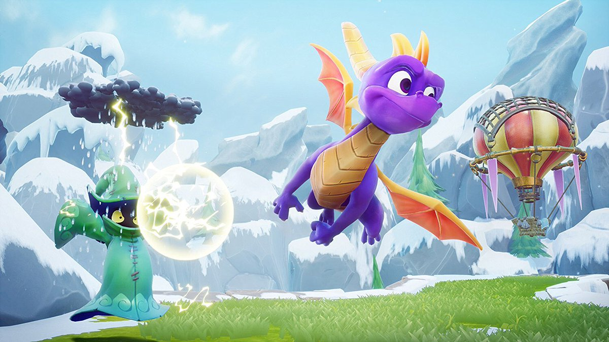 Spyro Reignited Trilogy leaks through Amazon Mexico listing